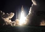 """Стартовал юбилейный коммерческий """"Протон"""" с голландским спутником  (Обсуждение новости на сайте)"""