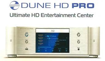 HD-медиацентр Dune HD Pro: подробная информация