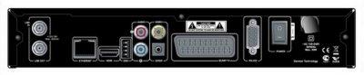 Спутниковый ресивер Galaxy Innovations S6638