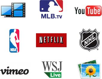 Новая приставка Apple TV — поддержка 1080p и iCloud
