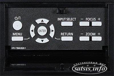 PT-AE4000E - проектор для дома Panasonic Full HD