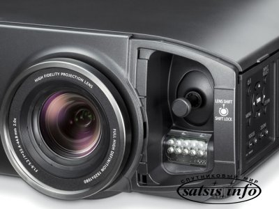 3D FULL HD проектор Panasonic PT-AE7000EА