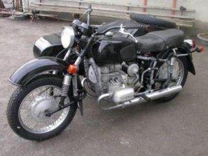 Модельный ряд мотоциклов Днепр