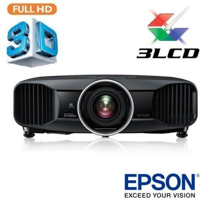 Epson EH-TW9000: флагманский 3D-проектор
