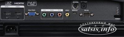 Кинотеатральный Full HD DLP-проектор Optoma HD300X