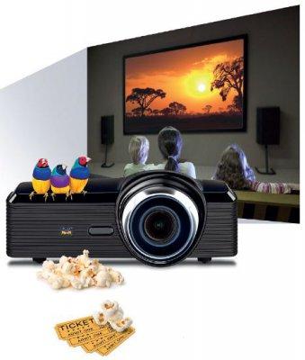 Viewsonic выводит домашний кинотеатр на совершенно новый уровень развлечений