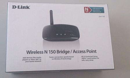 Подключение ресивера к интернету при помощи беспроводной точки доступа D-Link DAP-1155.