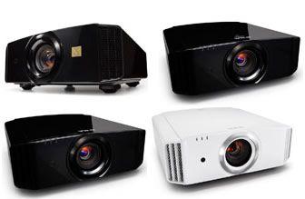 Компания JVC обновляет линейку проекторов для домашних кинотеатров