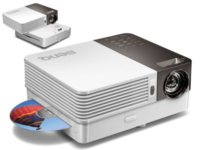 BenQ GP10 - новый LED проектор