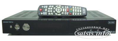 Спутниковый комбо HD-ресивер Dr.HD Grand