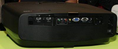Новые домашние проекторы Epson