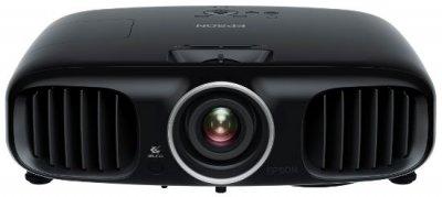 Full HD 3D-проектороы Epson EH-TW6100 и EH-TW5910