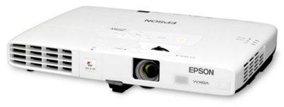 Обзор ультрапортативного проектора Epson EB-1771W