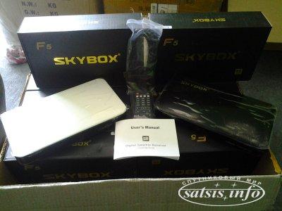 Продам SKYBOX F5 HDMI PVR HD SATELLITE RECEIVER 1080P DVB-S2