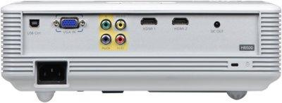 Кинотеатральный Full HD DLP-проектор Acer H6500: презентации, игры, кино