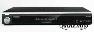 Openbox S8 HD PVR (Description)