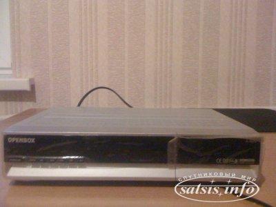Продам спутниковый ресивер openbox x-800 и кабель для шаринга