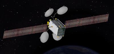 Спутник ABS 2A