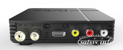 Цифровой эфирный DVB-T2 приемник World Vision T34