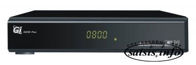 Спутниковый HDTV ресивер GI S2236 Plus