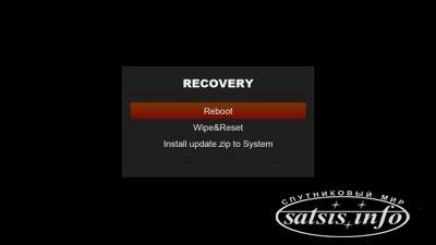 Инструкция по обновлению программного обеспечения GI Spark 2 и GI Spark 2 Combo