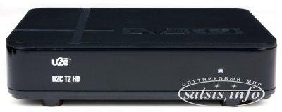 Эфирный DVB-T2 ресивер U2C T2 HD
