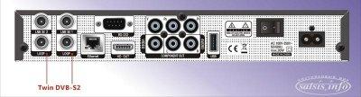 Спутниковый ресивер Alphabox x5 HD