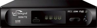 Эфирный DVB-T2 ресивер Sat-Integral 5050 T2