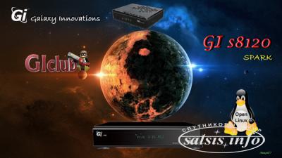 Дамп на базе ПО 1.2.85 для GI-8120-HD(Spark) - 28.04.2016