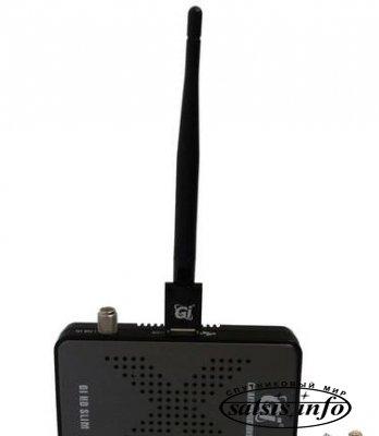 Обзор спутникового HD ресивера GI HD Slim