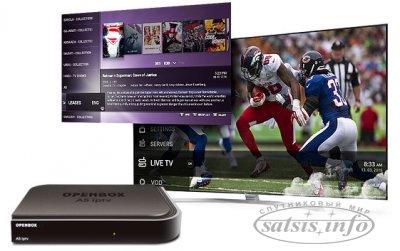 Описание и ТТД Openbox А5 IPTV