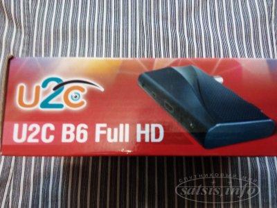 Обзор спутникового HD ресивера U2C B6 - HD