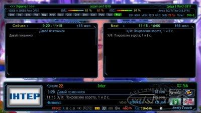 Бэкап имеджа OpenPLI 4 для Openbox Formuler F4