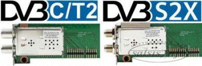 Octagon SF4008 UHD 4K с тюнером DVB-S2X