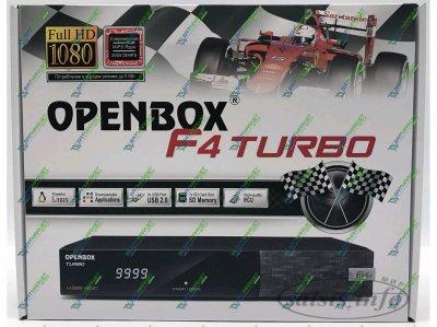 Openbox Formuler 4K S Turbo