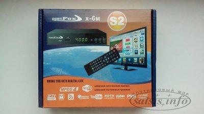 OpenFox X6 Metal HD