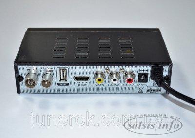 World Vision T62A (DVB-T2/C) с универсальным пультом