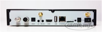 OCTAGON SF8008 4K UHD E2.