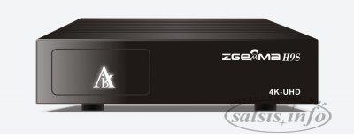 ZGEMMA H9S