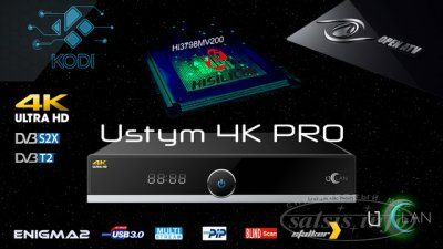 uClan Ustym 4K PRO - краткий обзор