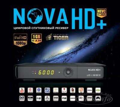 NOVA HD+  -  описание модели