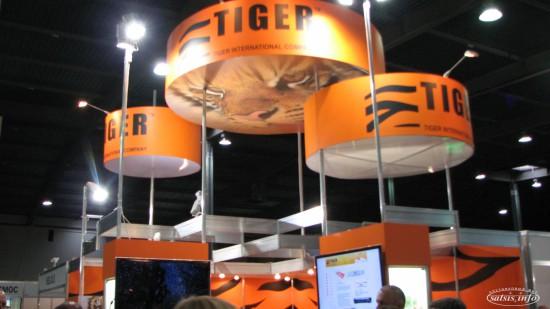 Стенд Tiger