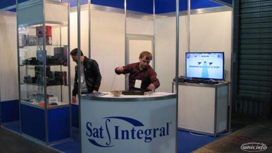 Стенд Sat-Integral