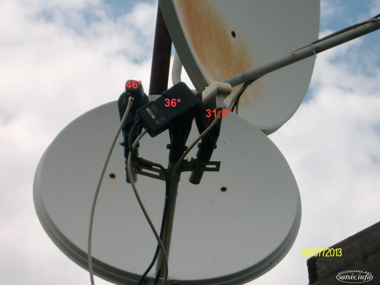 спутниковая антенна svec 0.6 инструкция