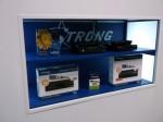 Ресиверы и САМ-модуль Т2 на стенде Strong
