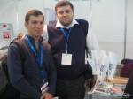 Владимир Чувакин и Александр Глущенко (справа)