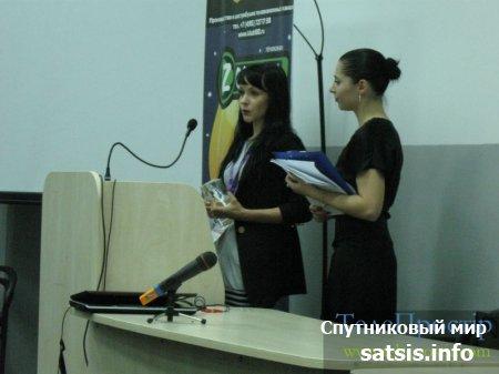 22 октября прошло награждение премии Media & Sat Leaders 2009