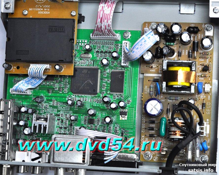 Humax va-4sd схема блока питания