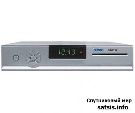 ОБЗОР СПУТНИКОВОГО РЕСИВЕРА GLOBO 5100IR