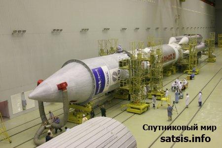 Казахстан выведет на орбиту свой телекоммуникационный космический аппарат KazSat-2 в декабре.
